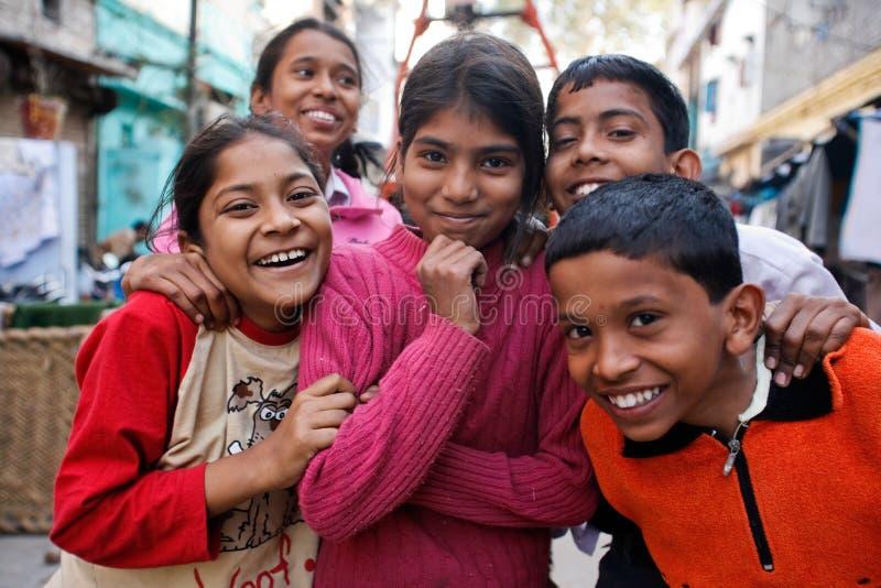 Nueva generación india foto de archivo