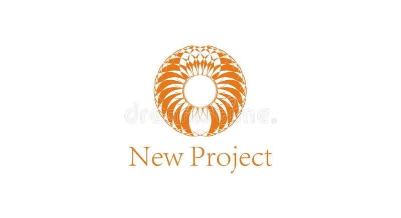 Nueva insignia del proyecto libre illustration