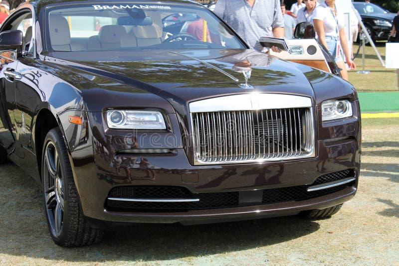 Nueva Rolls Royce fotos de archivo libres de regalías