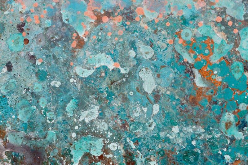 Nueva textura elegante en tono azul claro admirable fotografía de archivo libre de regalías