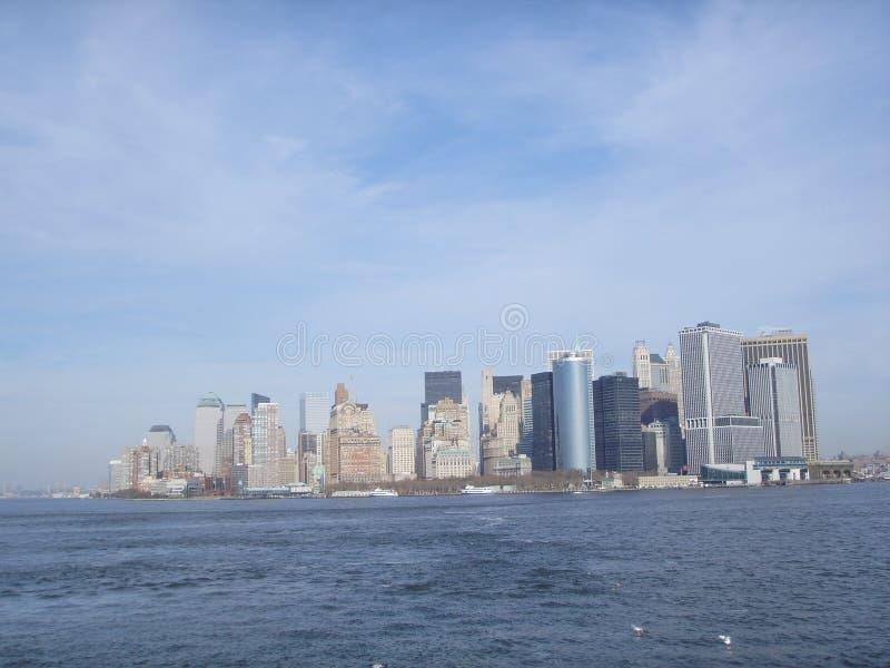 Download Nueva York Céntrica Antes De Freedom Tower Foto de archivo - Imagen de visión, york: 42429340