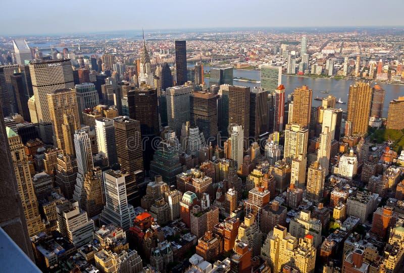 Nueva York, los E foto de archivo
