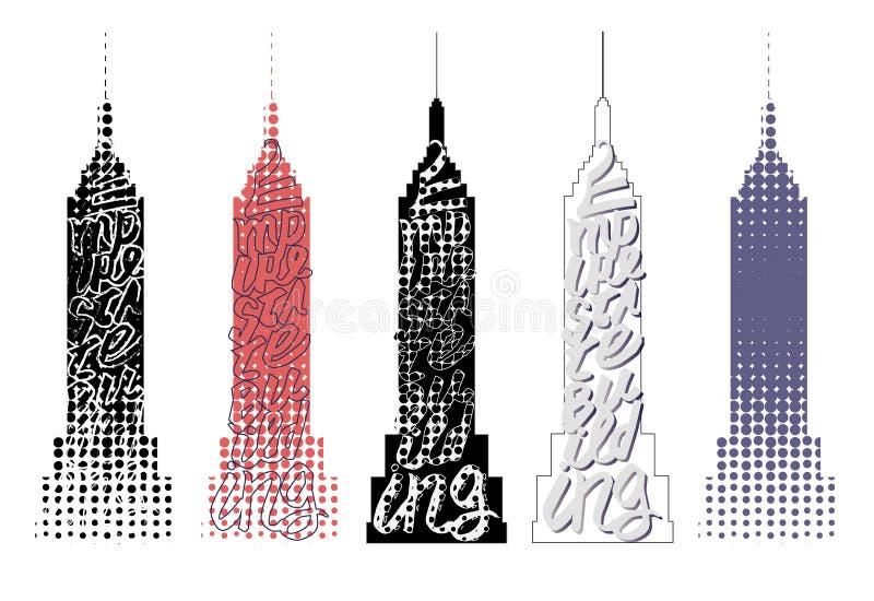Nueva York, los E imagen de archivo