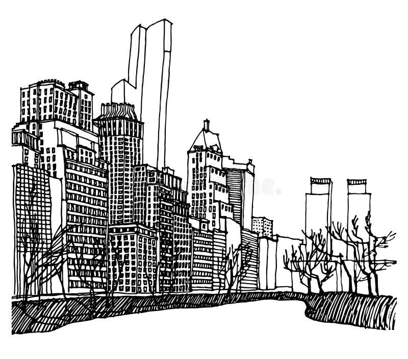 Nueva York, los E fotografía de archivo