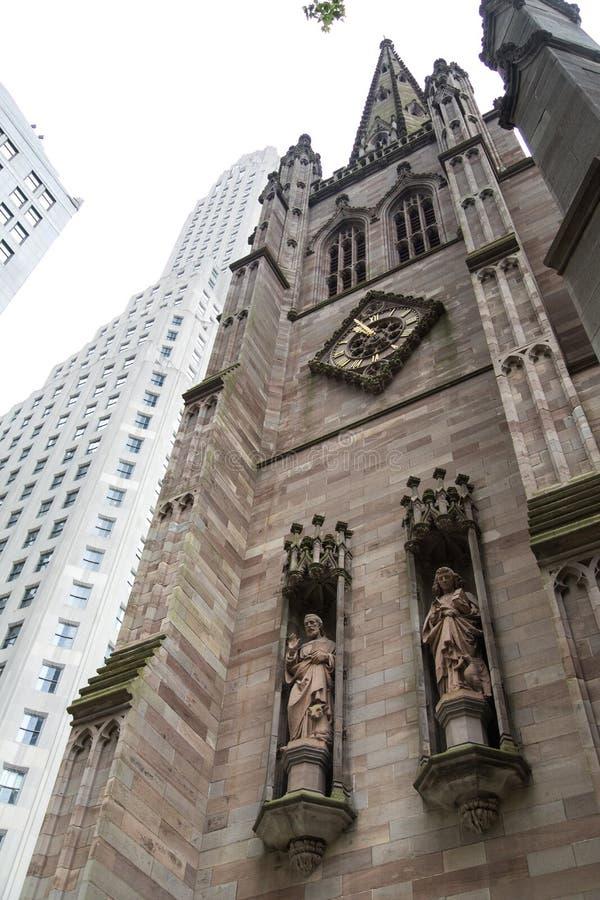 Nueva York, Lower Manhattan y distrito financiero imágenes de archivo libres de regalías