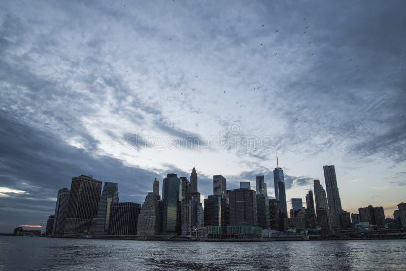 Nueva York a primera vista imagen de archivo libre de regalías