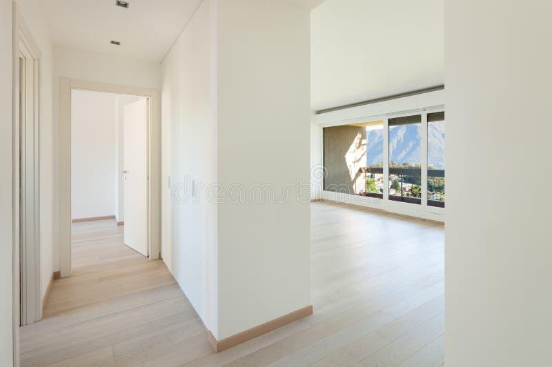 Nuevo apartamento foto de archivo