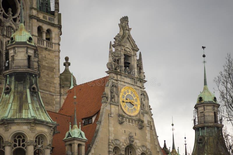 Download Nuevo Ayuntamiento De Hannover Imagen de archivo - Imagen de sajonia, europa: 64200229