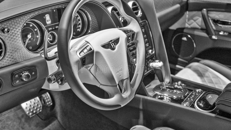 Nuevo Bentley Mulsanne imagenes de archivo