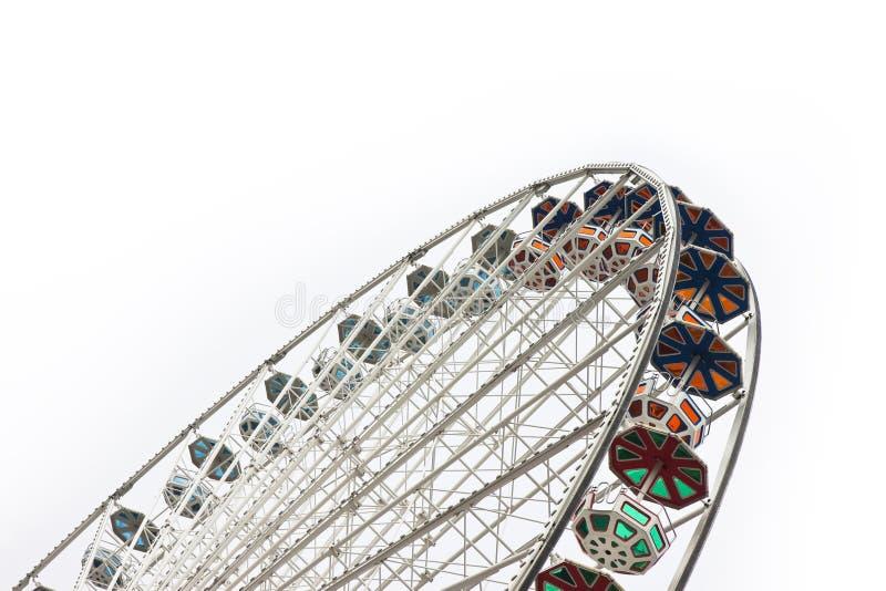 Nuevo Ferris Wheel en Wien fotos de archivo libres de regalías