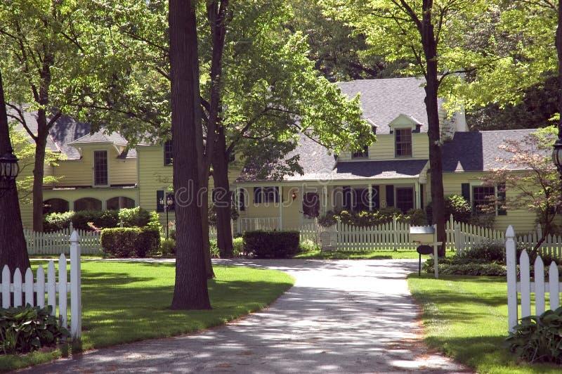 Nuevo hogar 107 fotografía de archivo
