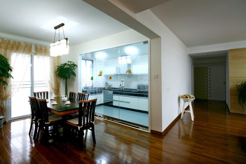Nuevo hogar en Pekín fotos de archivo