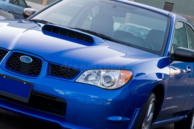 Nuevo Subaru fotos de archivo