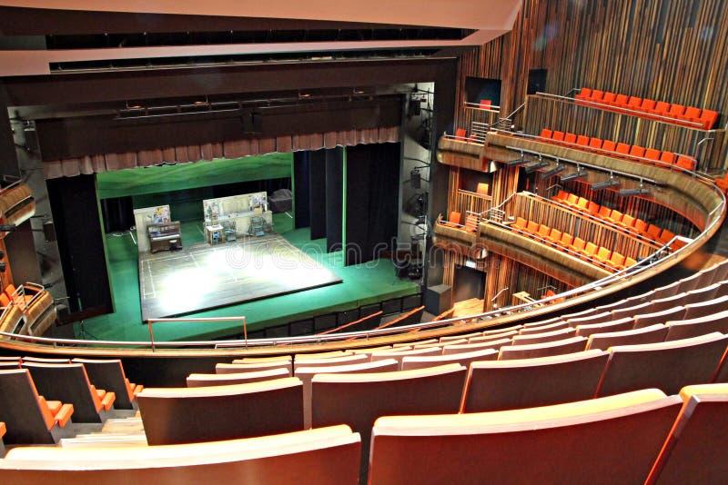 Nuevo teatro de Marlowe fotos de archivo