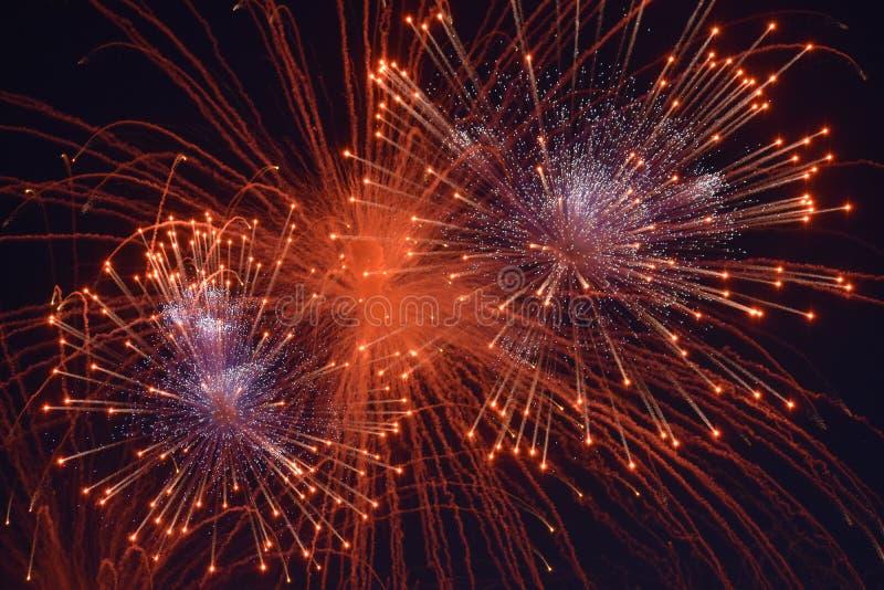 Nuevo Year' saludo de s foto de archivo libre de regalías