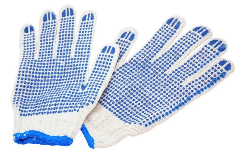 Nuevos guantes del guantelete foto de archivo