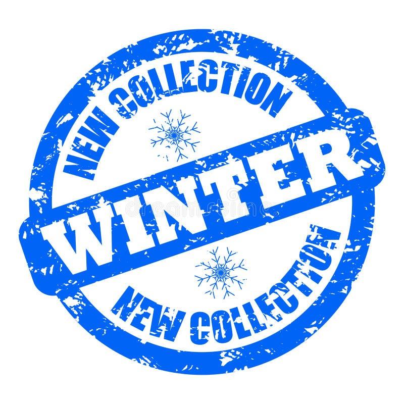 Nuevos zapatos de la ropa del sello de goma del invierno de la colección libre illustration