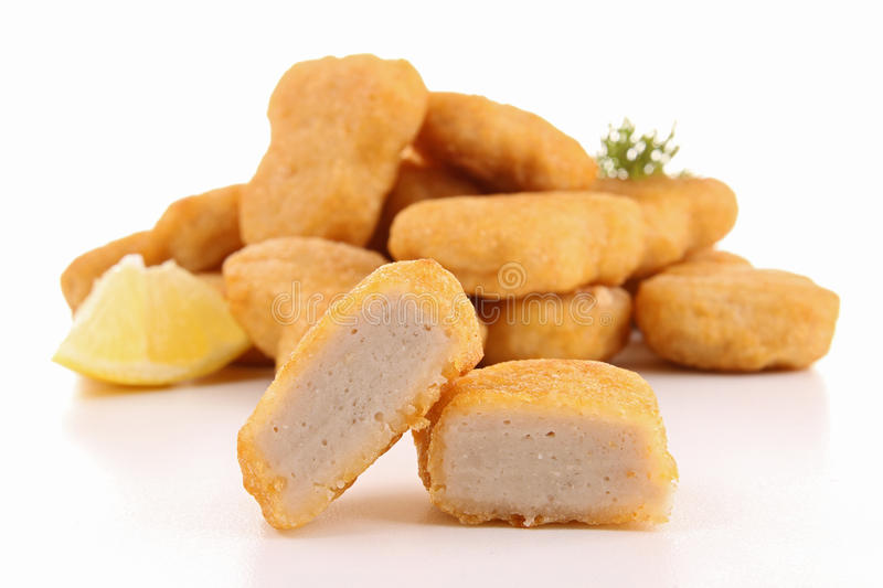 Download Nuggets stock image. Image of nuggets, dinner, fried - 22948259