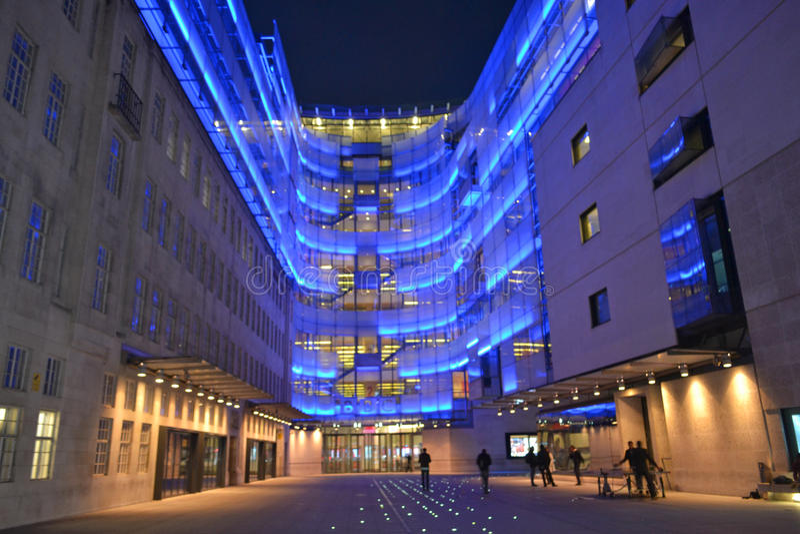 Nuit de BBC photos stock