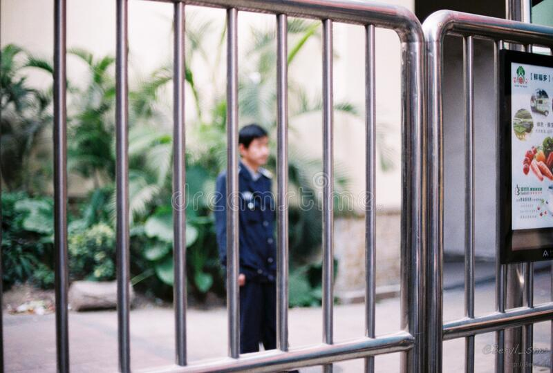 Download Null stock photo. Image of street, guard, people, superia - 84976006