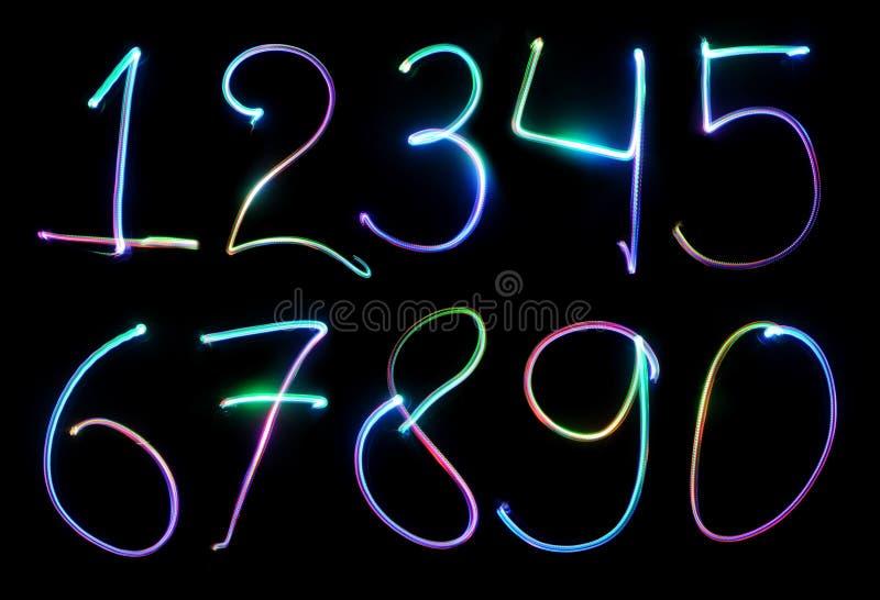Numéro images stock
