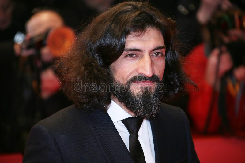 Numan Acar attends the Opening Ceremony. & `Isle of Dogs` premiere during the 68th Berlinale International Film Festival Berlin at Berlinale Palace on February royalty free stock photography