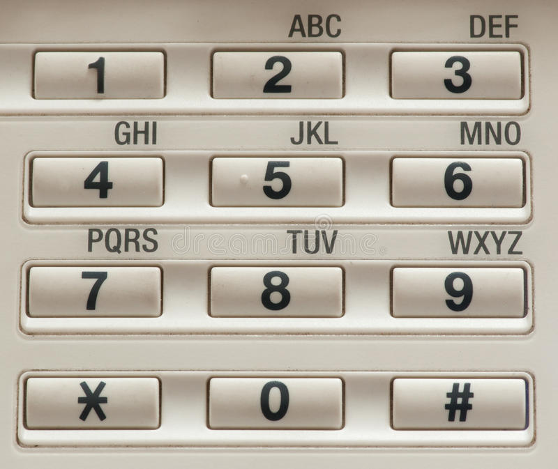 Number keypad stock photo. Image of cell, digital, icon - 30628254