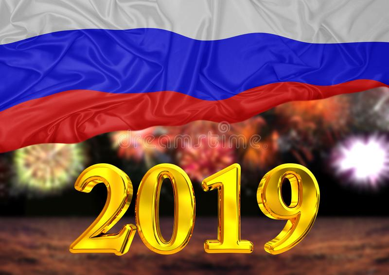 what year did the russian flag change