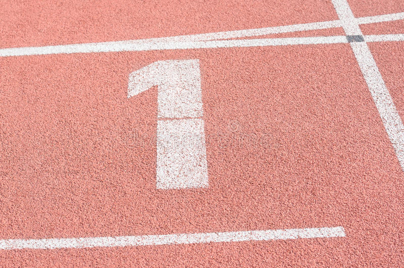 Download Number one stock photo. Image of track, best, contest - 18512492