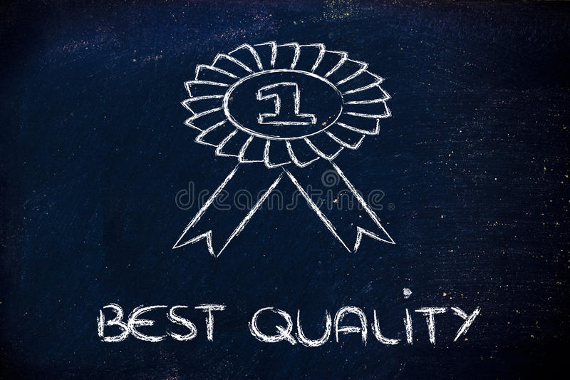 Download Number One, Winner In Best Quality Stock Image - Image: 37560793