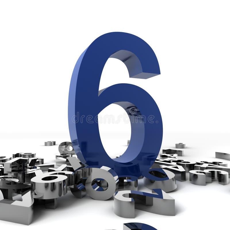 Numero sei