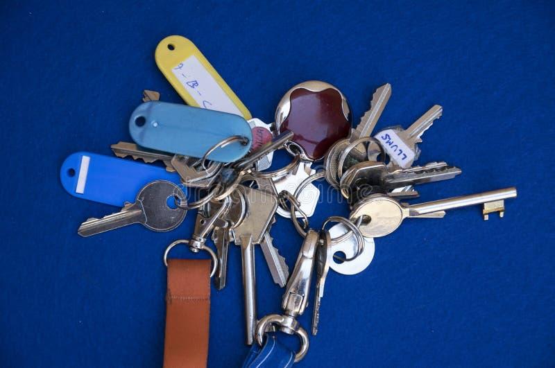 Heavy Keys Stock Image Image Of Heavy Lock Object