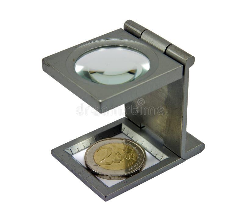 Numismatics foto de archivo