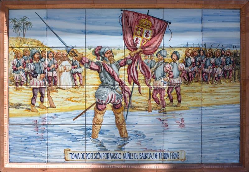 Nunez De Valboa pogromca ilustracji