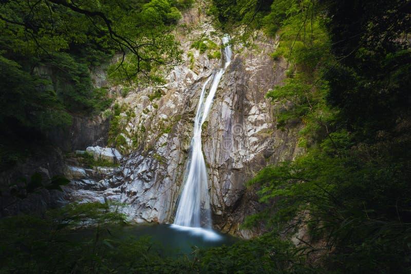 Nunobiki瀑布日本 库存照片