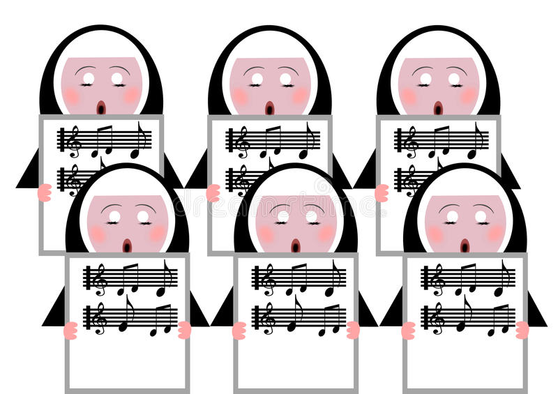 Download Nuns Royalty Free Stock Images - Image: 17590679