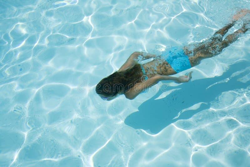 Nuoto immagini stock libere da diritti