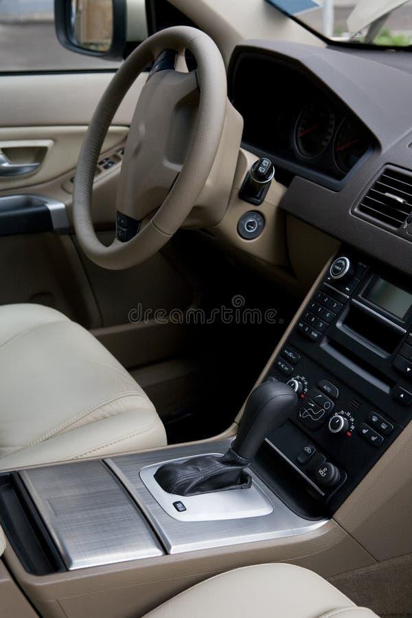 Nuova automobile immagini stock