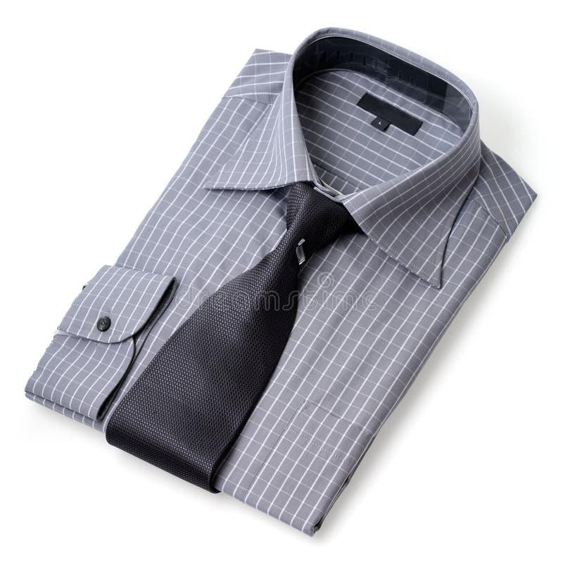 Nuova camicia fotografie stock