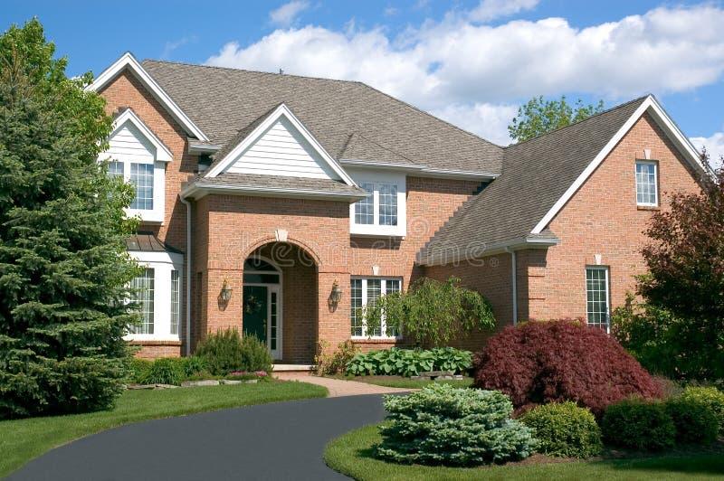 Nuova casa 119 fotografia stock