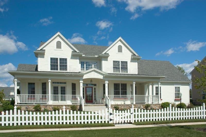 Nuova casa 124 fotografie stock libere da diritti