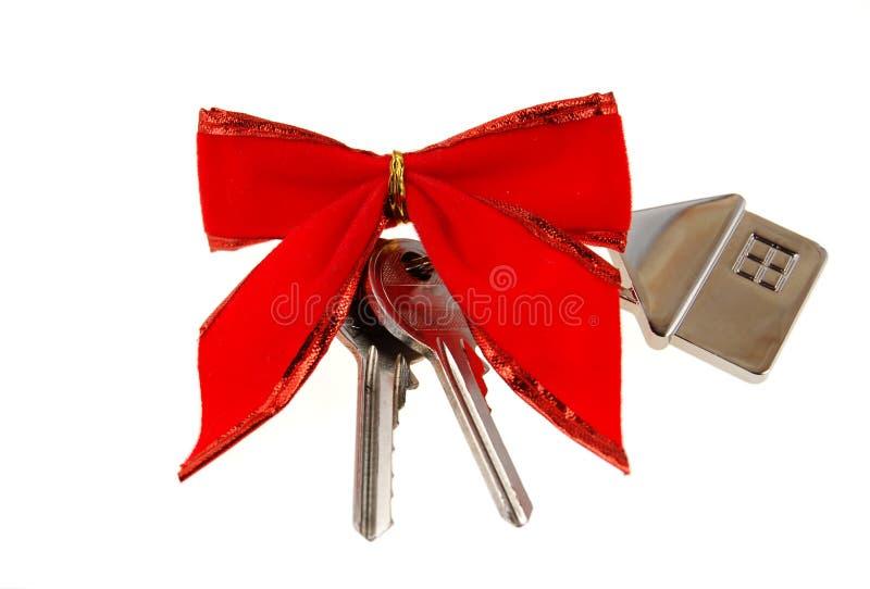 Nuova casa come regalo immagine stock immagine di for Idee regalo nuova casa