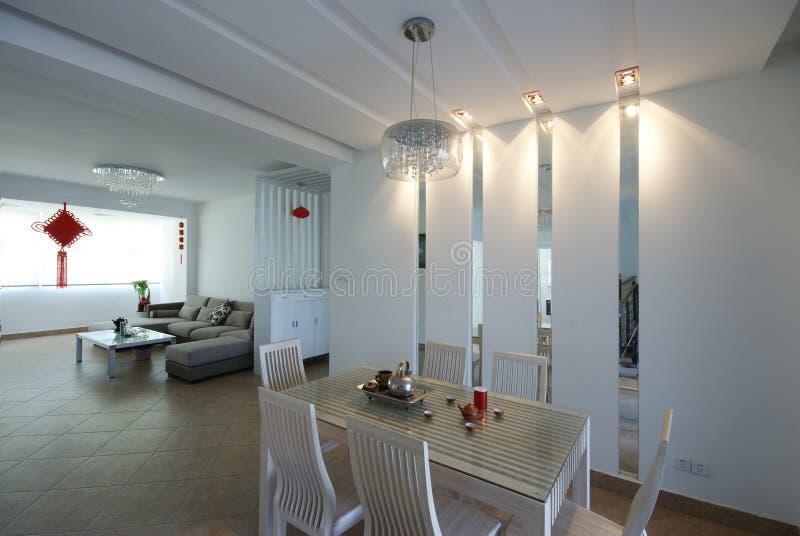 Nuova casa di Schang-Hai fotografia stock