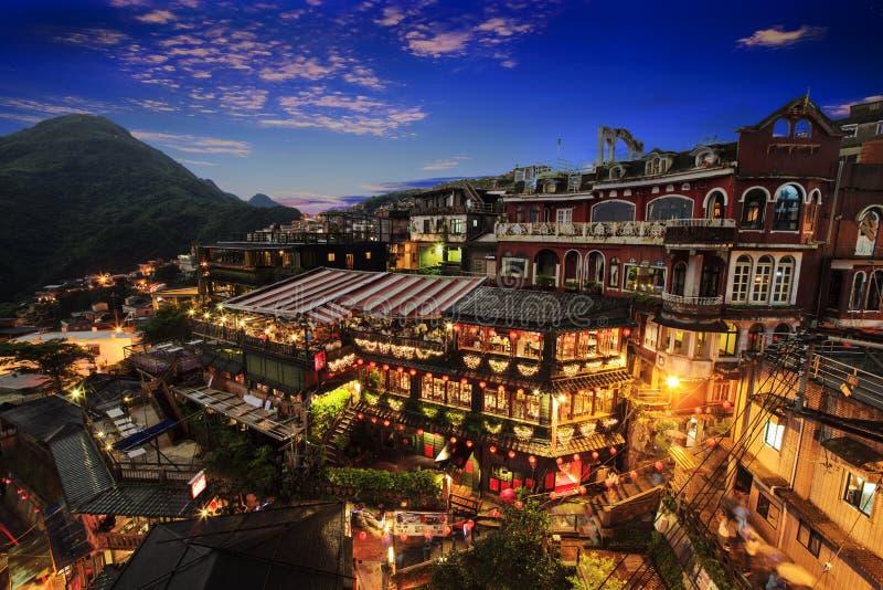 Nuova città di Taipei, Taiwan fotografie stock libere da diritti