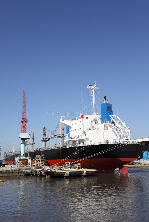 Nuova nave della costruzione fotografie stock libere da diritti
