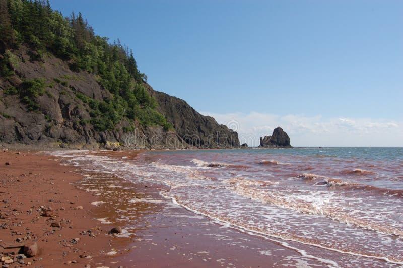 Nuova Scozia scenica Canada immagini stock