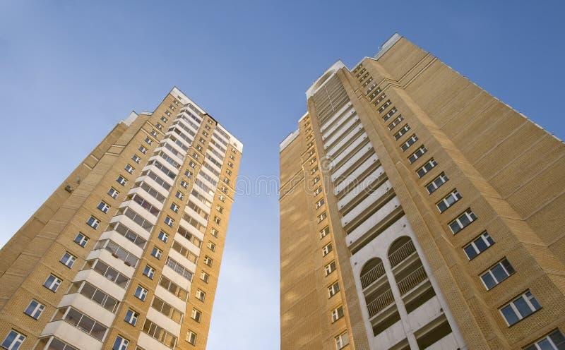 Nuove case immagini stock libere da diritti