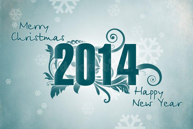 Nuovo anno 15 royalty illustrazione gratis