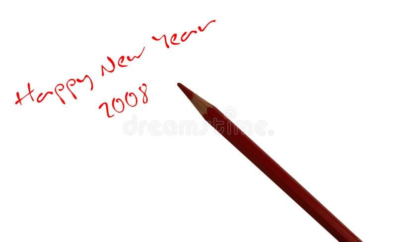 Download Nuovo anno illustrazione di stock. Illustrazione di scheda - 3875899