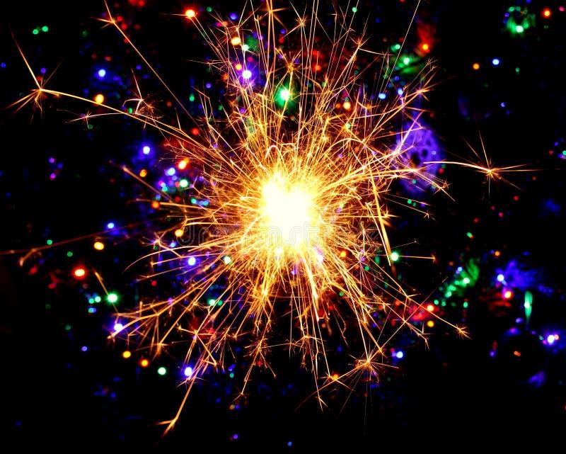 Download Nuovo anno felice fotografia stock. Immagine di anno - 55352294